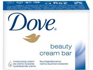 DOVE Beauty Cream Bar, 126 x 25 g Seifenstück