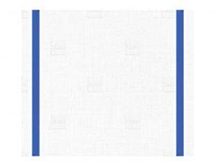 Taskisum Einweg-Microfasertuch, 41.6×33.8cm, blau