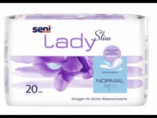 Einlagen Seni Lady Slim Normal Saugstärke 360 ml, 28 x 10.5 cm