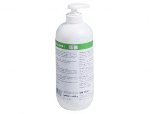 Händedesinfektionsmittel 500 ml Hand Desinfect E, alkoholhaltig,